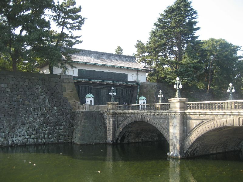 Imperial Palace Private Gate