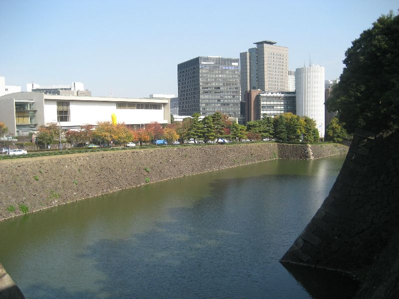Imperial Palace Moat