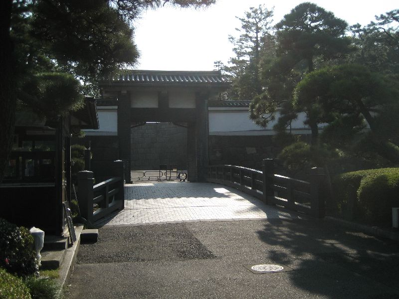 Imperial Palace North Gate