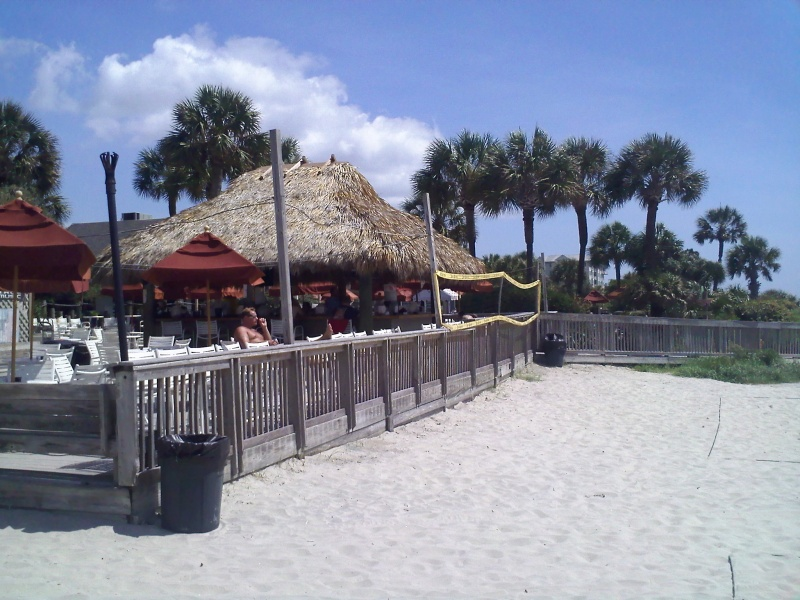 Tiki Hut in SC