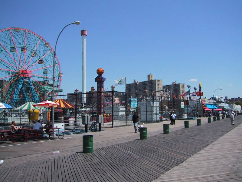 Coney Island Buffet Brooklyn Ny